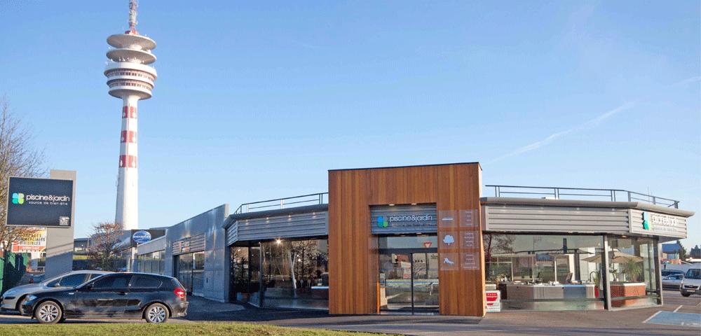 Magasin Piscine et Jardin de LILLE Villeneuve d'ascq