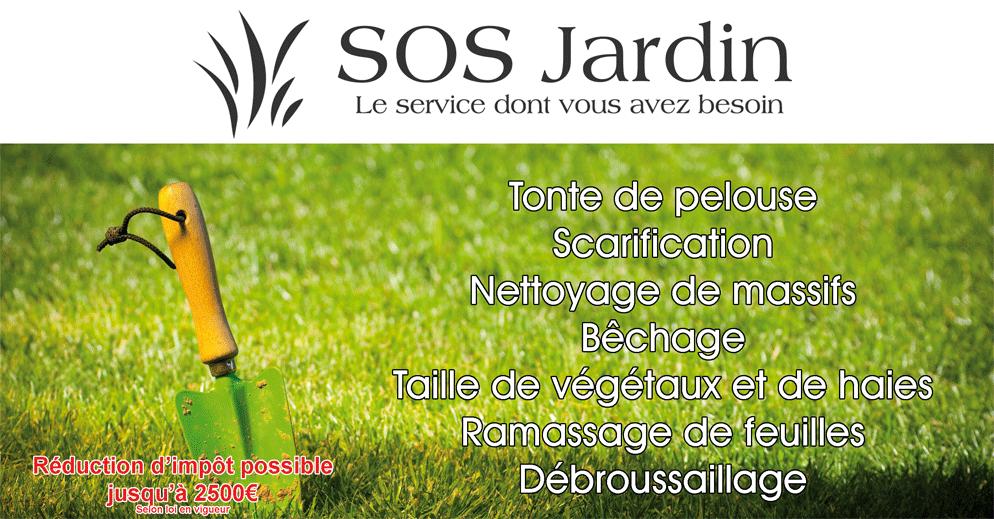 Entretien de jardin → Arras, Lille, le Touquet, Nord Pas-de-Calais