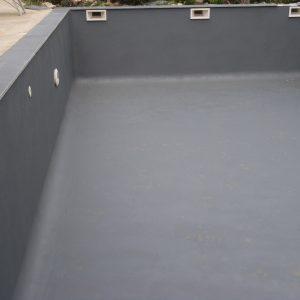 Revêtement de piscine en peinture Epoxy