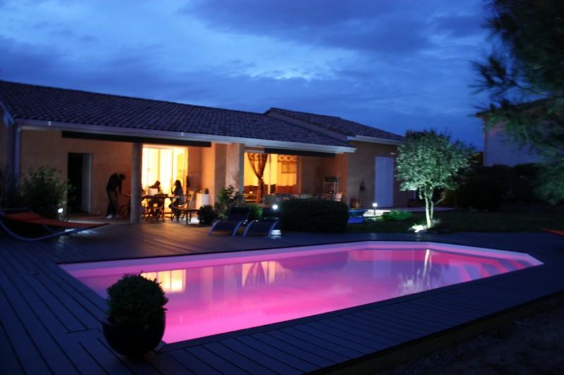 eclairage piscine couleur led - Piscine & Jardin