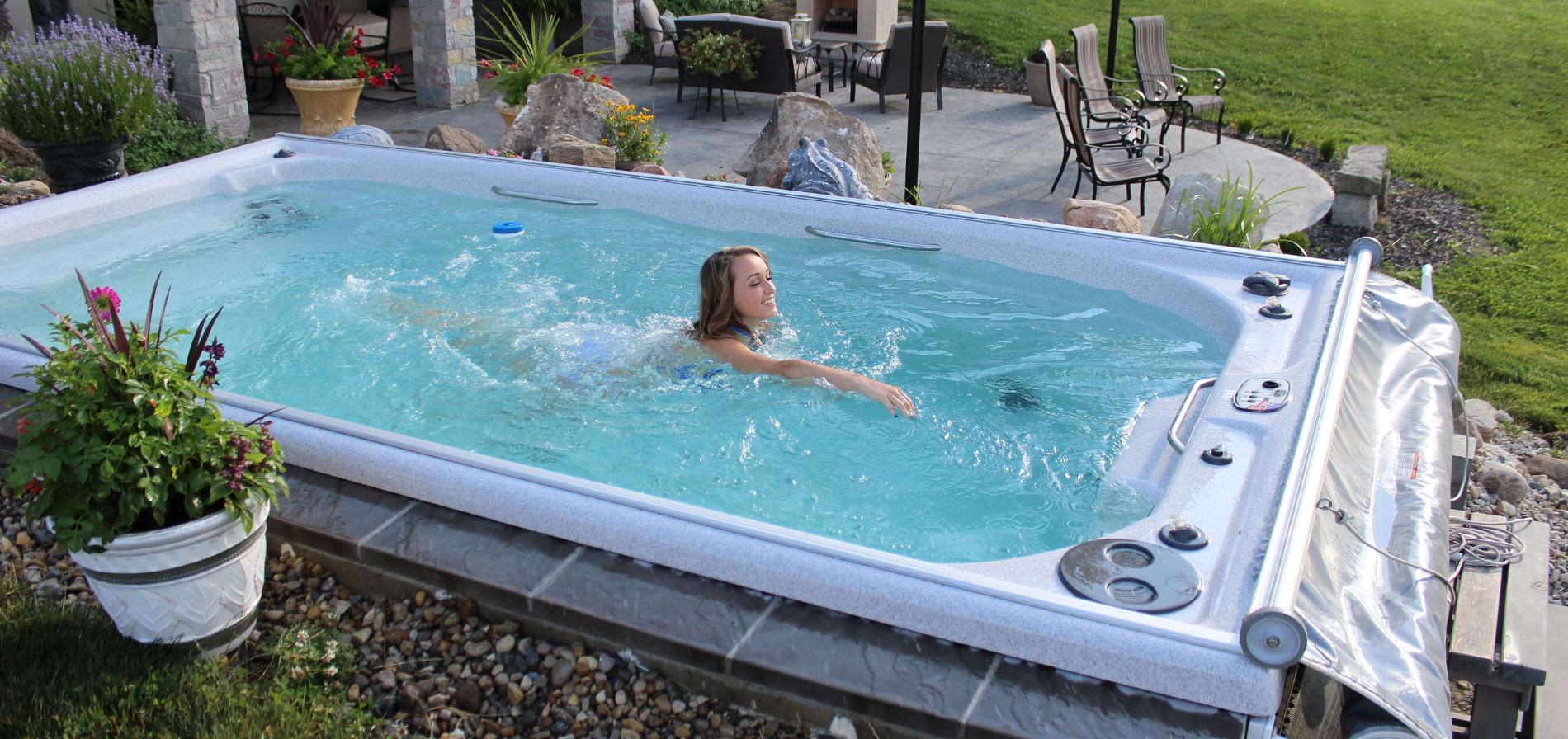 Spa de nage d tente et natation sur la r gion hauts de france for Piscine bassin de nage