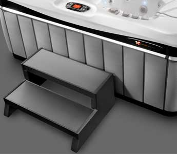marche de spa design - spas Caldera UTOPIA