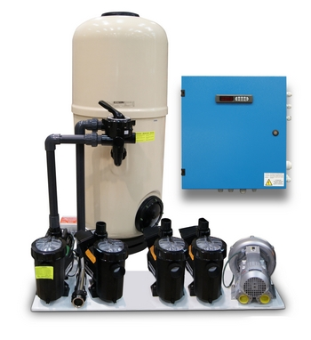 filtration spa compact