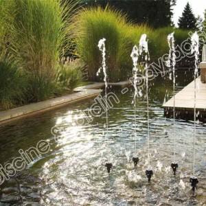 terrasse suspendu bassin