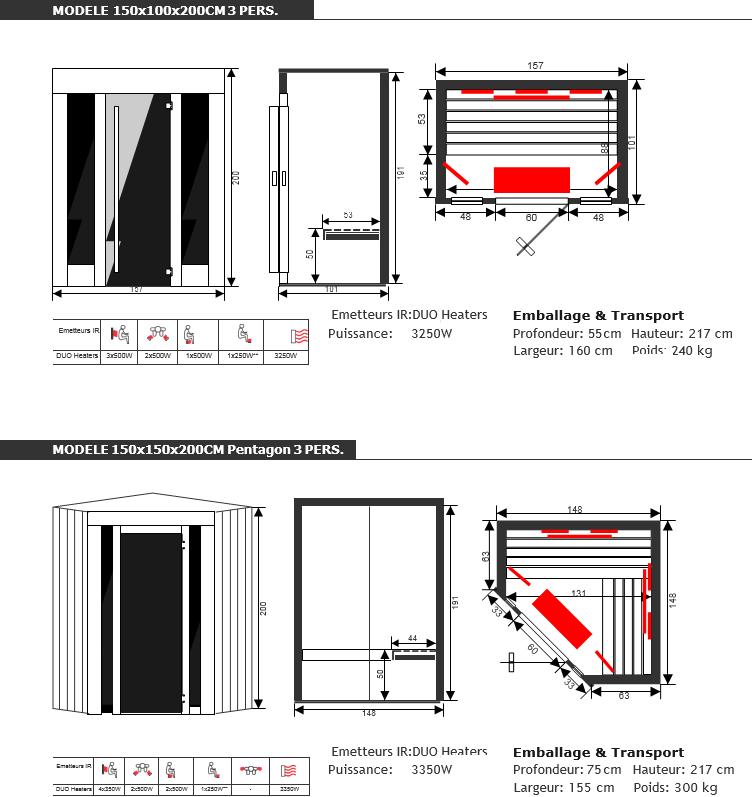 sauna disclosure infrarouge piscine et jardin nord pas de calais picardie