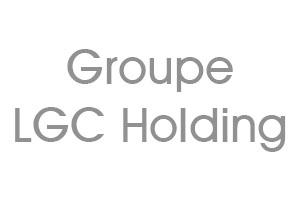 Logo Groupe LGC Holding
