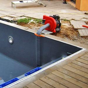 Poseur installateur de liner de piscine à Arras et Le Touquet